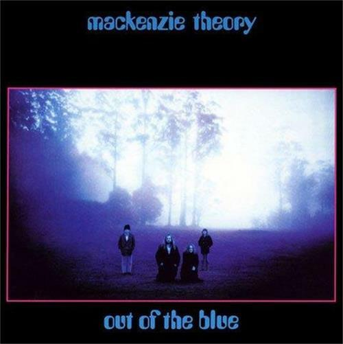 MACKENZIE THEORY Out Of The Blue CD NEW - Live & Remastered with Bonus Track