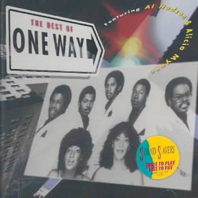 ONE WAY - THE BEST OF ONE WAY: FEATURING AL HUDSON & ALICIA MYERS * NEW (The Best Of One Way Featuring Al Hudson Alicia Myers)