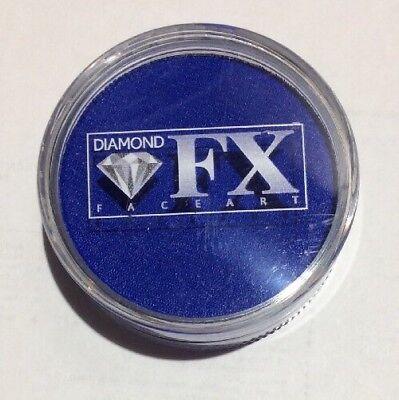 Diamond FX Face Paint Essential Blue 45 Gr Grams ES2070