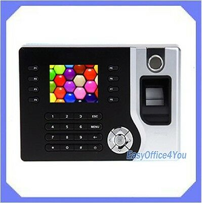 Brand New Biometric Fingerprint & PIN Entry Time Clock
