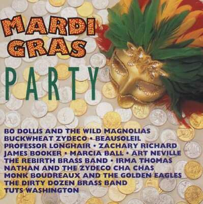 Party (CD, Comp) CD - 3153 (Mardi Gra Party)