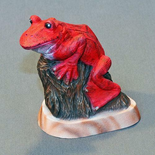 """Stumper"" Limited Edition Sculpture by Barry Stein"