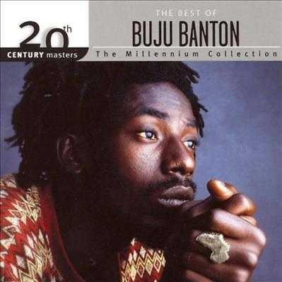 BUJU BANTON - 20TH CENTURY MASTERS - THE MILLENNIUM COLLECTION: THE BEST OF
