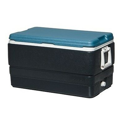 Igloo MAXCOLD Ice Blue 70 Quart Cooler 44366