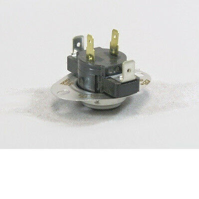 Whirlpool Factory Part WP3387134 Dryer Cycling Thermostat (4 Terminal, L155-25F)
