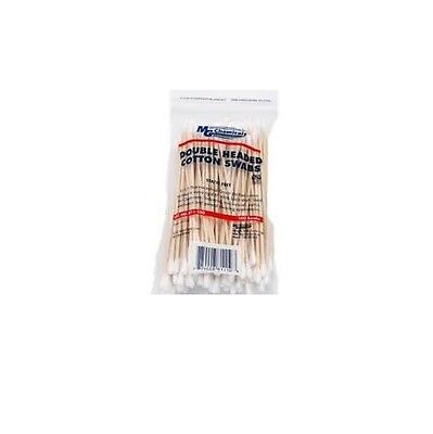 Mg Chemicals 811-100 Double Headed Cotton Swab 100 Pack