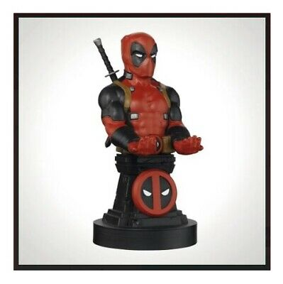 Deadpool Cable Guy Marvel Controller PS4 Xbox One Phone Holder Gaming Figure