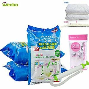 Wenbo-Vacuum-Compression-Storage-Bag-3-Extra-Extra-Large-XXL-Manual-Pump
