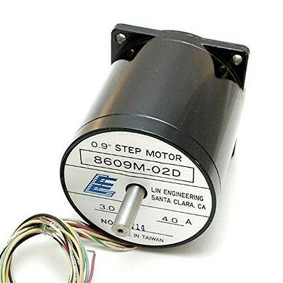 Nema34 Dual Shaft 4a350oz-in 0.9deg Stepper Motor