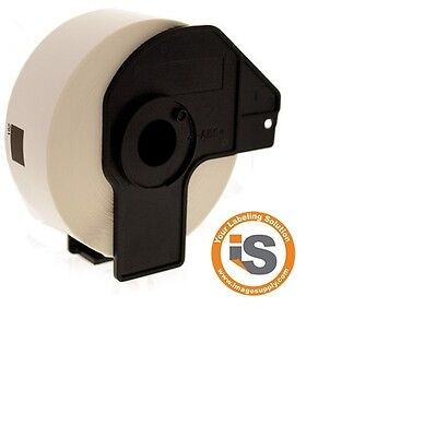 1 Roll Of Dk-1201 Brother Compatible Address Labels Dk1201 Fits Ql-500 Ql-810w