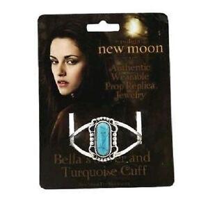 NECA BELLA Swan TURQUOISE CUFF Bracelet new moon Twilight