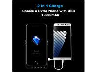 iPhone 6-7 plus Phone case powerbank 10000mAh