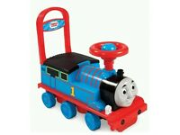 Thomas and friends ride on walker