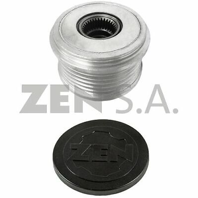 ZEN 5575 Electrical Overrunning Clutch Alternator Pulley Vibration Damper