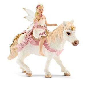 Schleich 70501 Lilienzarte Elfe auf Pony Reitend günstig kaufen