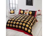 NOVELTY ICONS DUVET COVER SET