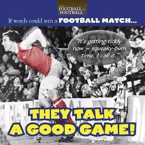 They Talk a Good Game! by Richard Havers 9780857330406 Hazelbrook Blue Mountains Preview