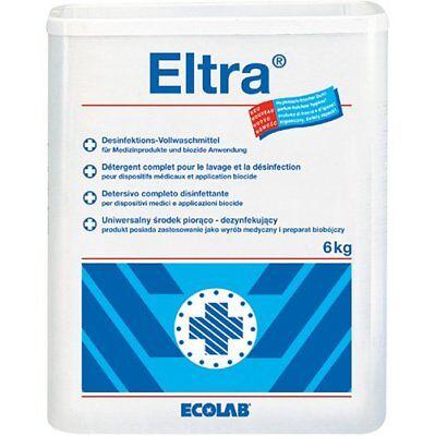 Ecolab Eltra Hygiene, Desinfektions-Vollwaschmittel 6 kg