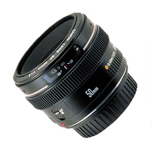 Canon EF 50 mm F/1.4 USM Lens For EOS EOS-M DSLR SLR Camera f1.4 NEW