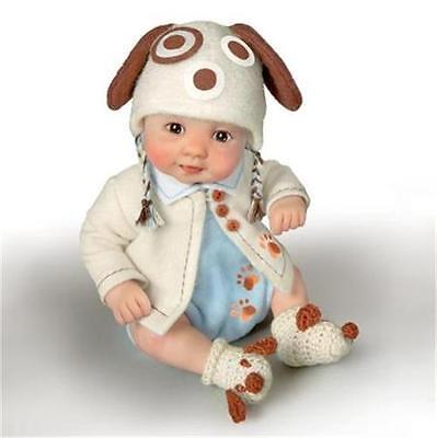 ASTHON DRKAE DOGGONE CUTE Miniature Realistic Baby Doll NEW
