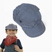 Child Train Engineer Hat