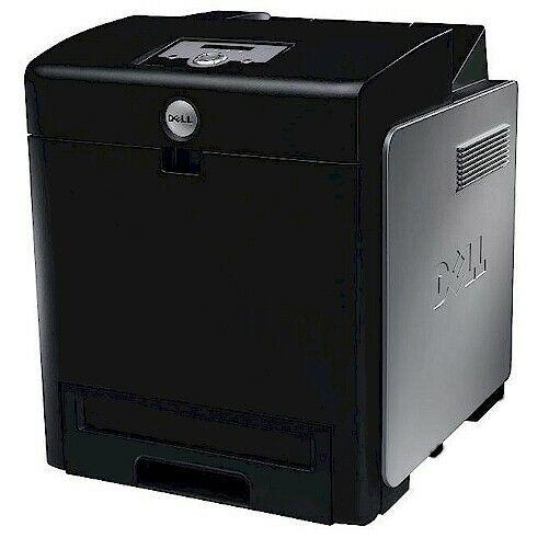 Dell imprimante couleur 3110cn laser avec carte réseau sous 40.000 pages