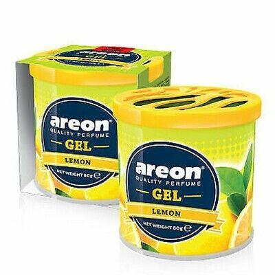 AREON Auto Oder Heim Parfüm Gel Ken Zitrone GCK04 Luft Frechener