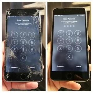 iphone 6 screen replacement $54.99