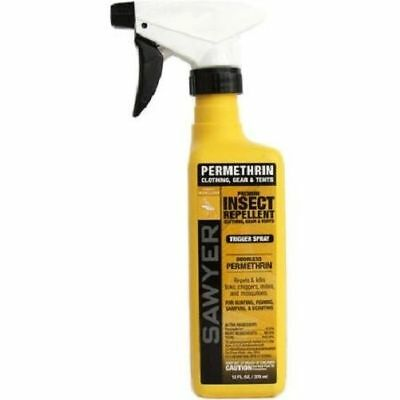 Sawyer Permethrin Clothing Insect Repellent - Sawyer Products Premium Insect Repellent for Clothing and Gear Permethrin