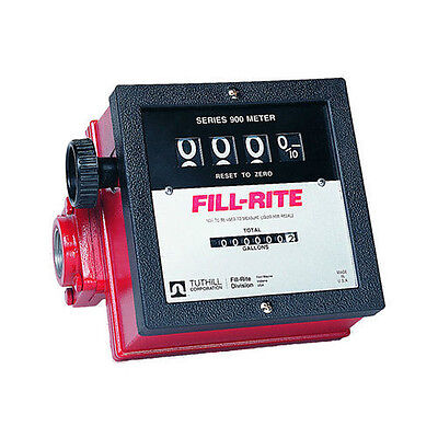 Tuthill Fill Rite Fr901 Fuel Transfer Pump 1 Inch Mechanical Meter