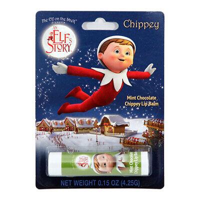 elf shelf mint chocolate chippey