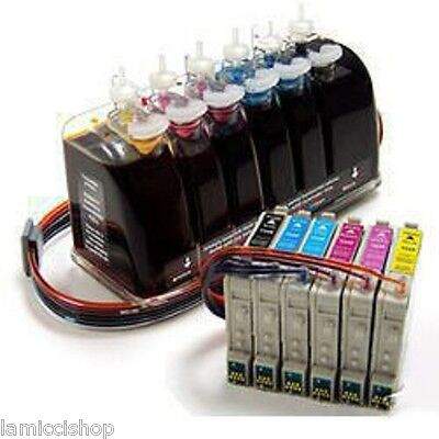 Gigablock Cis Bulk Ink For Epson Artisan 730 And Artisan ...