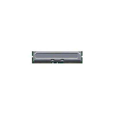 128MB PC800 RDRAM    (New) 128MB RDRAM PC-800 Non ECC 184 pin 4 chip 800MHz. 16
