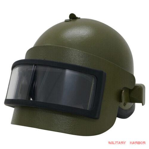 Russian K6-3 Altyn Helmet GREEN Replica FSB MVD SPETSNAZ for airsoft