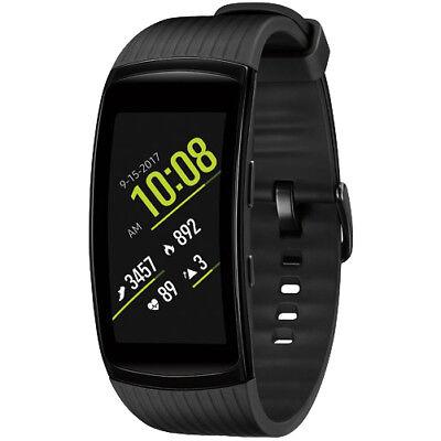 Samsung Gear Fit2 Pro Fitness Smartwatch - Black, Large