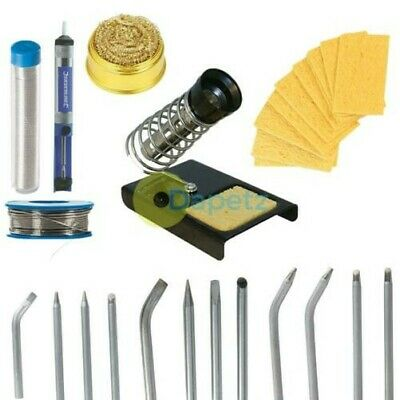 Soldering Iron Tipsaccessories Kits Electrical Parts Cleaning Sets