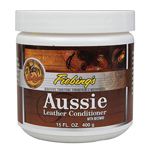 Fiebings Aussie Leather Conditioner 400g Formulated for Extreme Temperatures