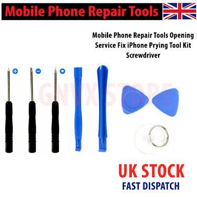 Mobile Phone Repair Tools Opening Service Fix iPhone Prying Tool Kit Screwdriver