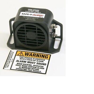 524143269 HORN, SAFE-T-ALERT, 2000 SERIES, 12-24V FOR YALE MPW050E for sale  La Grange