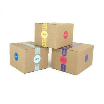 Ebay Branded Shipping Supplies 8x6x4 Boxes