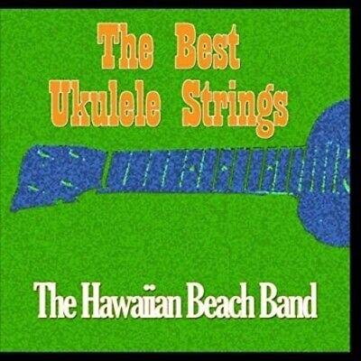 CD: THE HAWAIIAN BEACH BAND The Best Ukulele Strings (The Best Ukulele Strings)
