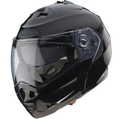 Caberg Duque II Smart Moto Bicicleta Plegable Frente Modular Hombre Tapa Casco -