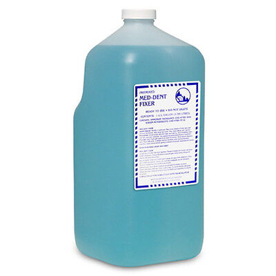 Fixer For Automatic X-ray Film Processors4 Gallons In Premixed Jugs
