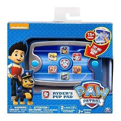 New Paw Patrol Ryders Pup Pad