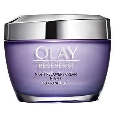 Night Cream by Olay Regenerist Night Recovery Anti Aging Face Moisturizer 1 (Olay Regenerist Night Recovery Cream & Face Moisturizer)