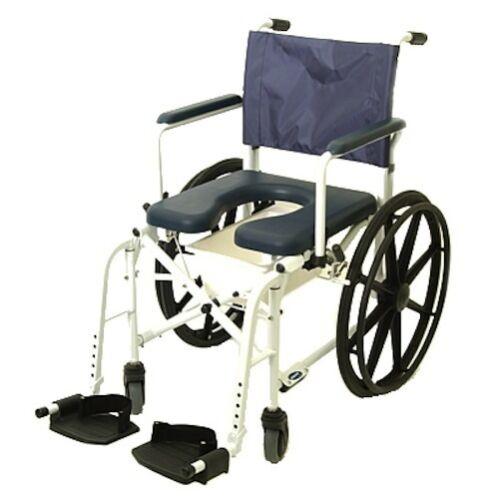 Invacare Mariner 6895 Shower Wheel Chair Wheelchair Ebay