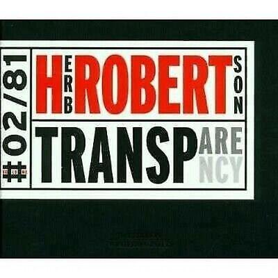 Transparencia - Herb Robertson CD Winter&winter