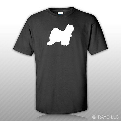 Tibetan Terrier T-Shirt Tee Shirt Gildan S M L XL 2XL 3XL Cotton dog canine pet Tibetan Terrier T-shirt