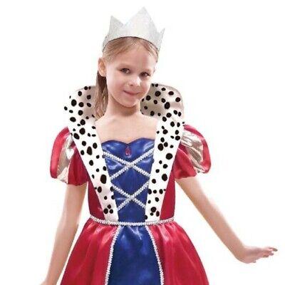 Kinder Königin der Herzen Outfit Kostüm Alice Im Wunderland Kinder Mädchen