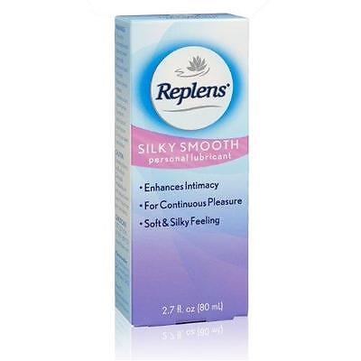 Replens Silky Smooth Personal Lubricant 2.7 oz (80 mL) Each